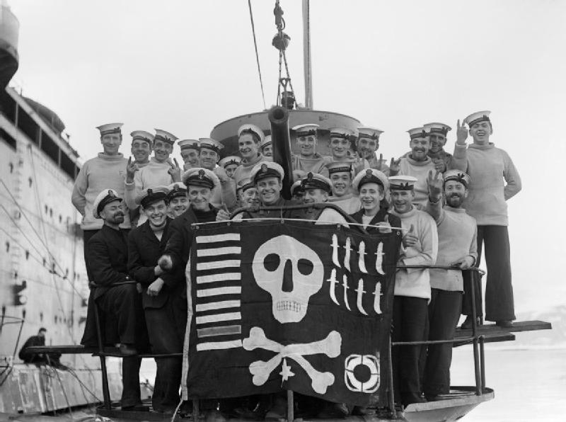 HMS Utmost, 1942 rok