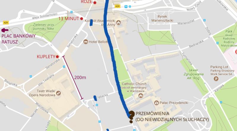 mapa wydarzenia