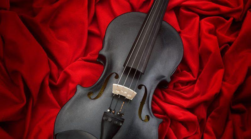 Czarne skrzypce